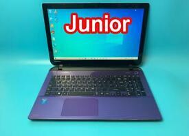 Toshiba i3 VeryFast 8GB Ram 1TB Slimline HD Laptop, Win 10, Ms office Excellent Condition