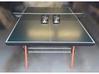 Sponeta Expert Line S4-72i Indoor Table Tennis Table (GOOD AS NEW)