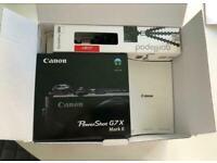 Canon G7X Mark 11