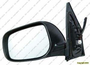Door Mirror Power Driver Side With Folding Usa Built Toyota Corolla 2009-2013