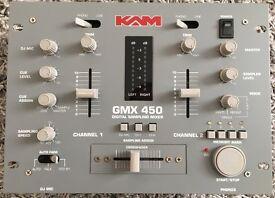 KAM GMX 450 Digital Sampling Mixer