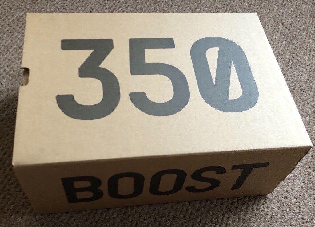95263d1d0891bd Adidas Yeezy Boost 350 V2 Sesame UK 9 10