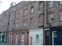 Attractive 1 bed tenement flat near 'The Shore' Leith. Suit n/s Professional.