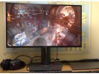 Gaming Monitor - ASUS PG279Q - 27in - 165Hz - As New