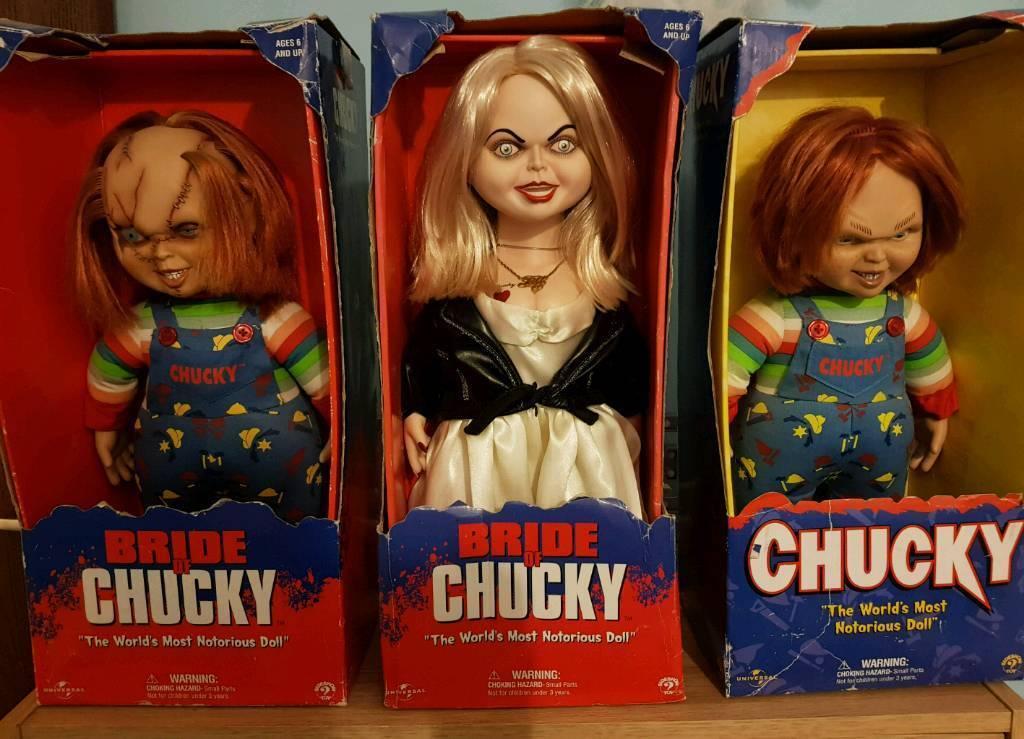 chucky tiffany dolls in mansfield nottinghamshire gumtree