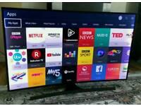 55in Samsung Curved SUHD 4K Ultra HD TV WI-FI FREEVIEW/SAT HD WARRANTY