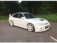 Mitsubishi Lancer Evo IV - One of the best examples on the market.