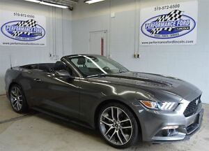 2015 Ford Mustang EcoBoost Premium>>>LOADED WITH NAV/LEATHER/TUR