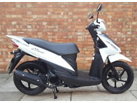 Suzuki Address 110, Brand new scooter with 3 year warranty