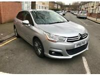 2011 Citroen C4 1.6 HDI VTR+, ONLY 40,000 miles, Bluetooth, Parking sensors, 1 year MOT.