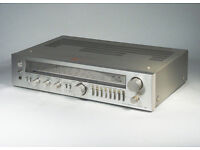 SONY STR-242L AMPLIFIER PROGRAM RECEIVER TUNER 25W x2 - PHONO INPUT VINTAGE 1981