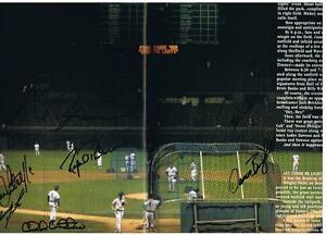 FIRST NIGHT BASEBALL GAME WRIGLEY FIELD 1988 Great Offer London Ontario image 3