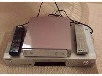 Sony DVD Player and Freeview Box