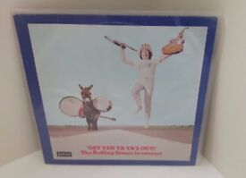 THE ROLLING STONES - GET YER YA-YA'S OUT -DECCA 6 22158 00 1 - Vinyl LP Record