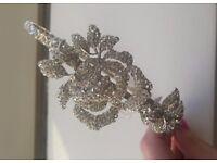 Bridal Diamante Headband