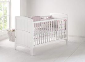 Brand new East Coast Venice Cot Bed (unopened box)