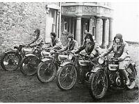Kingswood Heritage Museum, Douglas Bikes.