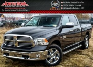 2017 Ram 1500 New Car Big Horn 4x4|Crew w/6.3ft Box|RamBox|Pkng