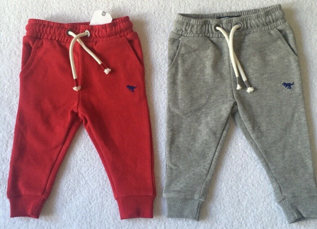 5384ae2213fb2e BNWT Next Baby Boy Joggers 9 - 12 Months | in Dundee | Gumtree