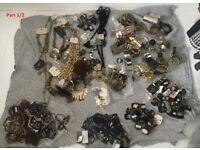 JOB LOT Jewellery - Topshop, Topman - Crystals Rings Necklaces Bracelets Mens Womens Skull wholesale
