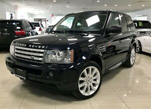 2008 Land Rover Range Rover Sport SUPERCHARGED|NO ACCIDENT|NAVI|