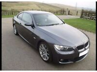 BMW 3 Series 3.0 335d E90 M Sport 2dr Coupe - Low Mileage - FSH - Xenons - Leather - Immaculate