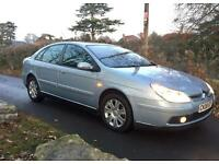 08 Citroen C5 1.6 HDI VTR - 1 Owner FSH - An alternative to Passat or Mondeo or Vectra
