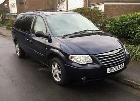 Chrysler Grand Voyager 07' 2.8L Diesel Automatic Executive CRD..7 Seater Stow n' Go seats