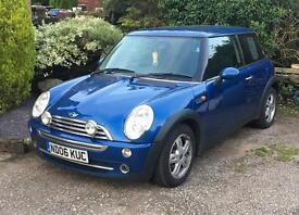2006 Mini One 1.6 Petrol