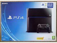 Sony Playstation 4 500GB + GTA 5