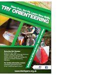 Orienteering event