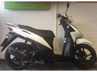 Suzuki Address 110cc (2015) Automatic £1250 scooter moped Delivery available!