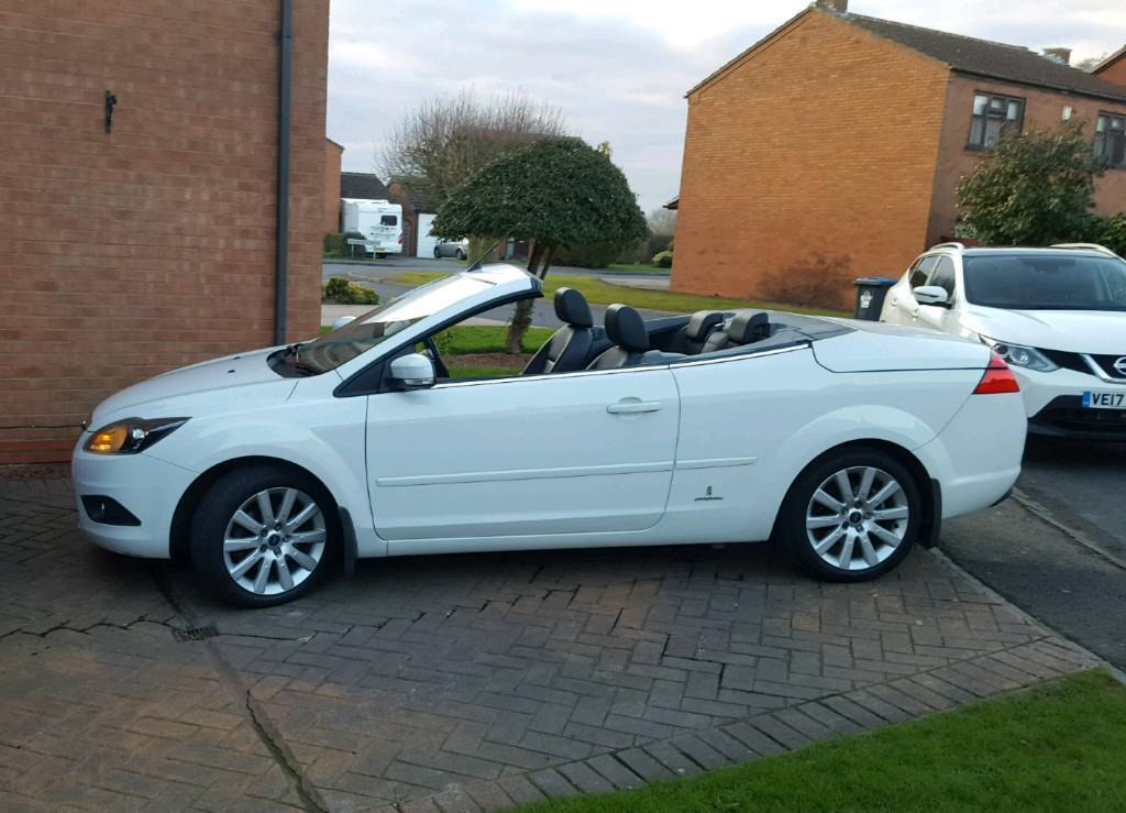 ford focus convertible | in hinckley, leicestershire | gumtree