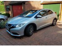 2014 Honda Civic 1.6 Dtec SR (top spec)