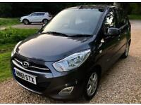 2011 HYUNDAI i10 ACTIVE 1.2, ONLY £20 Road Tax, Long MOT, ONLY 45K Mileage