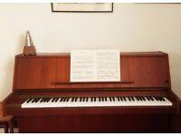 Vintage Challen 988 Upright Piano