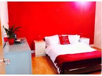 Luxury Double Room in a 3 Bedroomed Apartent Nr Deansgate