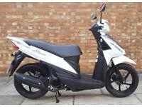 Suzuki Address 110, Brand new scooter with 3 year warranty