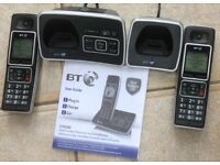 BT6500 Digital Cordless Phone with Answering Machine