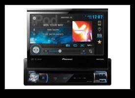Car Stereo - Pioneer AVH-X7500BT