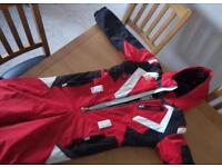 Obermeyer Kid's Ski Suit size 6 Used