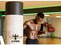Az Fitness 1 to 1 personal training, semi private personal trainer Fitness classes portsmouth