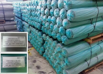BUILDERS FILM / POLY SHEETING - BUY DIRECT