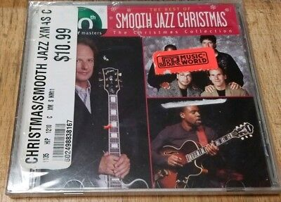 The Best of Smooth Jazz Christmas - The Christmas Collection - 11 Track CD - (Best Jazz Christmas Music)