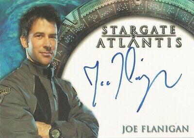 "Stargate Atlantis Season 1 - Joe Flanigan ""Major John Sheppard"" Autograph Card"