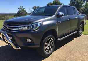 2016 Toyota Hilux Ute **12 MONTH WARRANTY** Coopers Plains Brisbane South West Preview