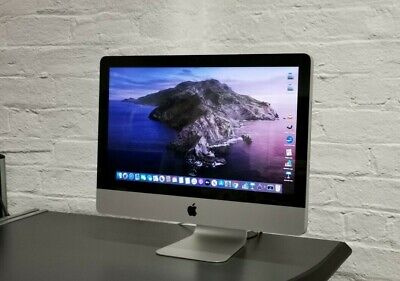 🍎Apple iMac A1311 21.5 3.0GHz NEW CPU ✔UPGRADED SSD, 8GB RAM ✔CATALINA Ⓘ🅜🅐🅒