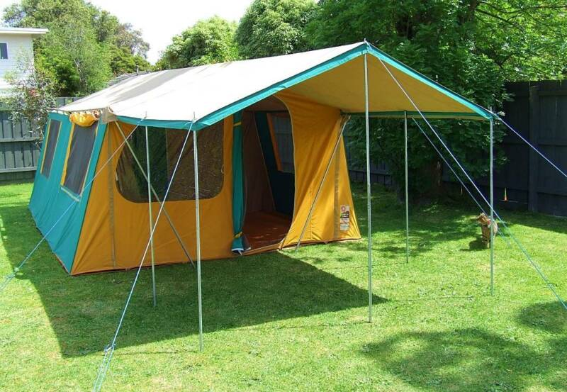 sunshine leisure tent instructions
