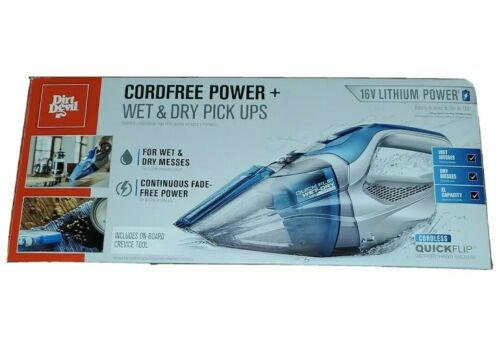 new cordless wet and dry hand vacuum