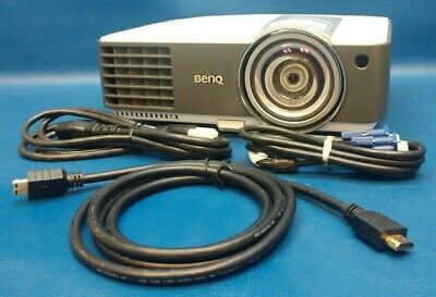 BenQ MX819ST 13000:1 3000 Lumens DLP Projector HDMI 1080p/60 Over 1500 Lamp Hour